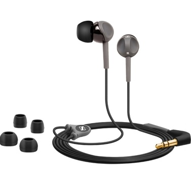 internos de 3,5 mm Auriculares deportivos con micrófono