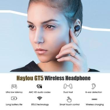 Haylou GT5 True Wireless Earbuds BT 5.0 Headphones