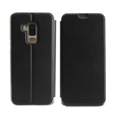 OCUBE Luxus-Telefon-Kasten-Abdeckung für BLUBOO S8 Weiches PU-Leder-schützendes Telefon-Shell-Telefon-Stand Anti-Schock Vollschutz