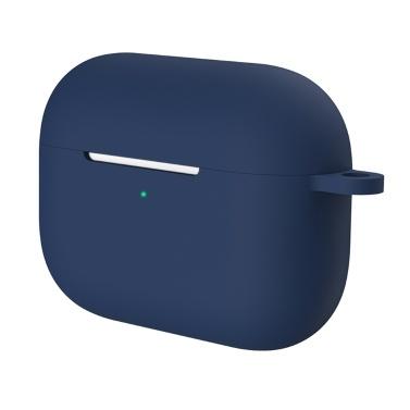 Monochromatische Matte Silikon-Kopfhörer-Hülle