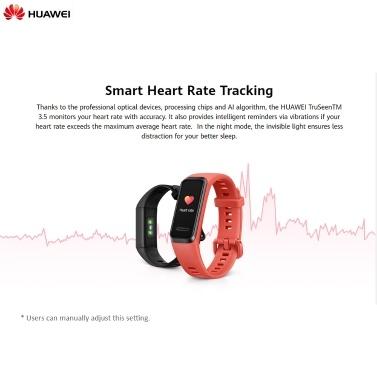 HUAWEI Band 4 Smart Bracelet