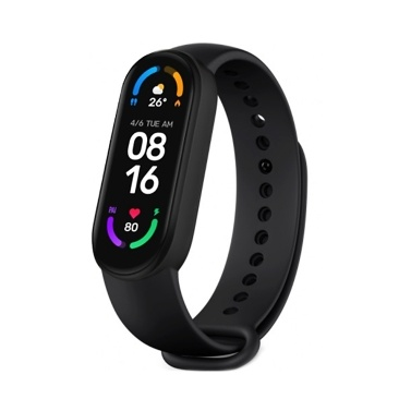 Xiaomi MI Band 6 1.56-inch AMOLED BT5.0 Fitness Tracker Smartwatch