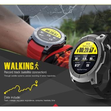 S958 GPS Smartwatch 2G GSM Watch Phone