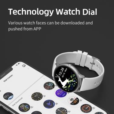 IMILAB 1.28-Inch TFT large screen Smart Watch KW66 Fitness Tracker Watch Smart Bracelet
