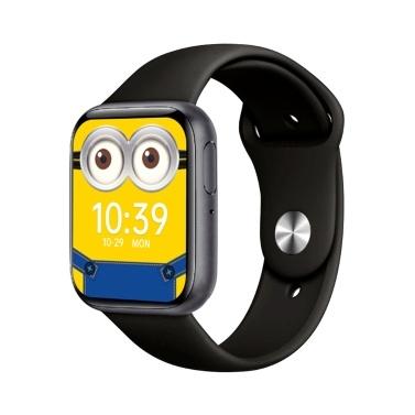 Global Version 1.6-inch IPS Screen Fitness Tracker Smart Watch P80S