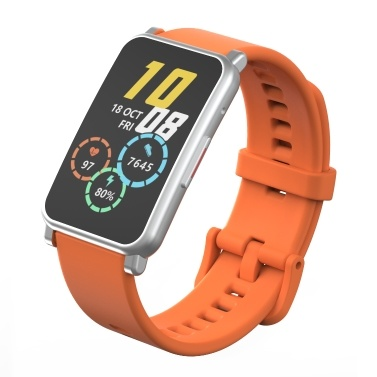 9 colors 20mm Watch Band Silicone Buckle Watch Strap for Men Women Replacement for HONOR Watch ES Watchband