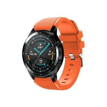 22mm Silikon Uhrenarmband Armband