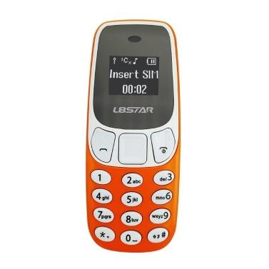L8STAR BM10 Mini Business Telefon GSM Handy Hintergrundbeleuchtung Dialer Drahtlose BT Handy SIM Telefonbuch Rekord Text Musik Alarm
