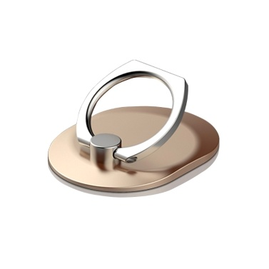 Cell Phone Ring Holder Stand Reusable Universal Finger Grip Ring Kickstand w/Strong Adhesiveness/360°Rotation/180°Flip Perfect for All Smartphone