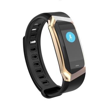 E18 Smart Armband Pulsmesser Fitness Tracker Monitor Leben Wasserdichte Sport Armbanduhr für Android und IOS