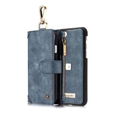 CaseMe 009 3-in-1 Protective Cover Wallet Back Case for iPhone 7