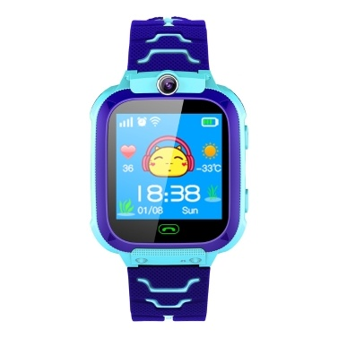 Kids Intelligent Phone Watch mit SIM-Kartensteckplatz