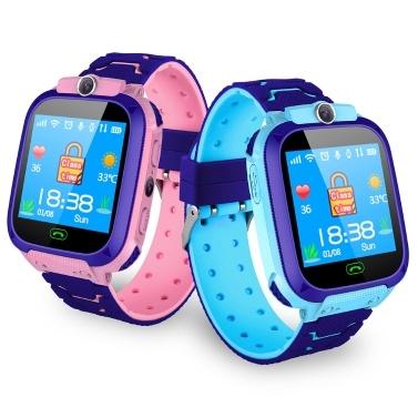 Kids Intelligent Phone Watch with SIM Card Slot