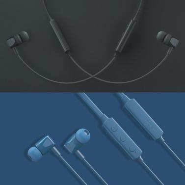 MEIZU EP52 Lite Magnetische BT Sport Kopfhörer mit Mic Kopfhörer Wireless Sport Ohrhörer Wasserdicht IPX 8 Stunden Batterie MEMS Headset