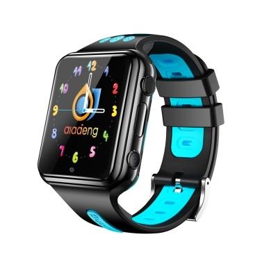 W5 4G Smart Watch (scheda SIM) 1G + 8G Memoria 2.0MP + 2.0MP Doppia fotocamera