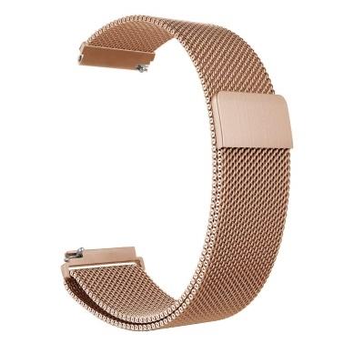 22mm Armband rostfrei