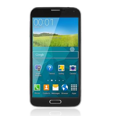 "Vervan Vs5 Smart Phone Android 4.4 MT6582 Quad Core 5.0"" IPS Air Gesture OTG 1GB RAM 8GB ROM 2MP 8MP Dual Cameras"
