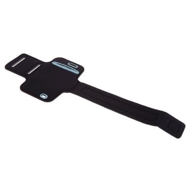 KKmoon Einstellbar TPU Sport Armband Pouch Tasche für iPhone 6 Laufen Radfahren