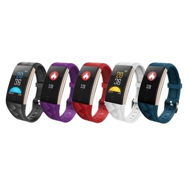 T20 wasserdichte bunte Bildschirm Smart Armband Armband