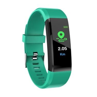 IP67 bunte Bildschirm Fitness Smart Armband Armband
