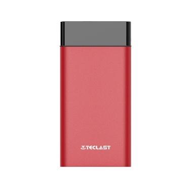 Teclast T100UC 10000mAh Power Bank Dual-Eingang USB