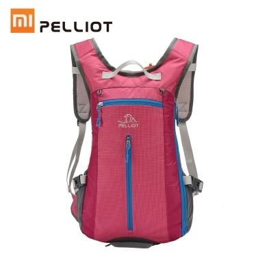 Xiaomi PELLIOT Outdoor-Fahrradrucksack Atmungsaktiv Wandern Wanderrucksack Kratzfeste Umhängetasche Verschleißfester Rucksack mit großer Kapazität Für Studenten Männer Frauen