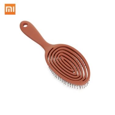 Xiaomi Mijia rilassante massaggio elastico pettine spazzola per capelli portatile spazzola per massaggi spazzole magiche antistatiche pettini per la testa