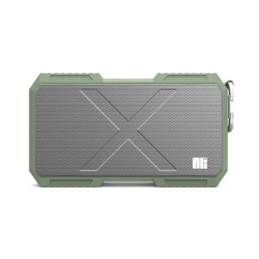 Nillkin X-MAN BT Lautsprecher IPX4 wasserdichte Freisprech-Antwort-Anrufe LED-Anzeige BT CSR4.0 5200mAh lange Akkulaufzeit unabhängige Hohlraum Design Hi-Fi Wireless-Lautsprecher