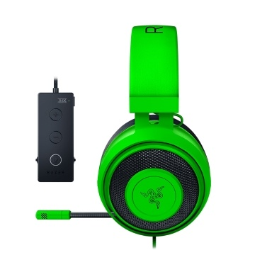 Razer Kraken Series Headset Gaming Headphone Ultralight 7.1 Stereo Sound Compatible With PC Mac Xboxone PS4 Nintendo Switch