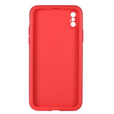 Schützende Handyhülle für iPhone X hochwertige TPU-Handyhülle stoßdämpfende kratzfeste anti-staub haltbare Handyhülle
