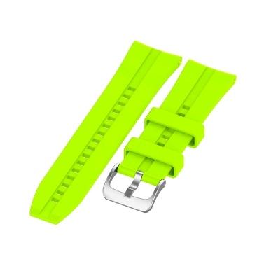 20mm Silikon Uhrenarmband Armband
