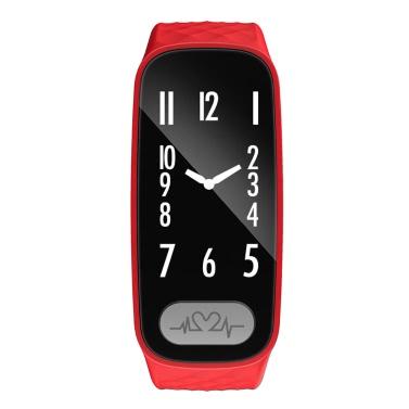B20 Smart Band BT Uhr Fitness Tracker Schlafmonitor Anrufe Erinnerung IP67 Wasserpoof für iOS und Android iPhone X Samsung S8 Hinweis 8