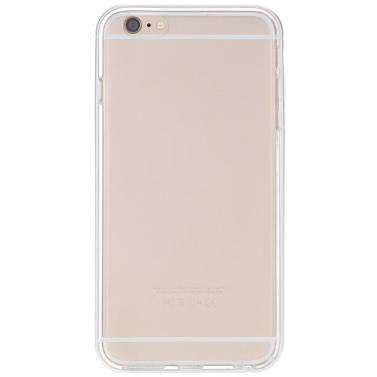 KKmoon Metallische Rahmen + TPU Phone Hülle Schutzabdeckung Schale für iPhone 6 6S Umweltfreundliches Material Stilvoll Tragbar Ultradünn Anti-Kratz Anti-Staub Langlebig