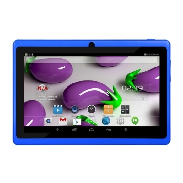 7 inch Kids Tablet-PC with Dual Cameras 16GB Quad-Core Wi-Fi Tablet-PC Pad