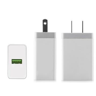 Schnelles Telefon-Ladegerät USB US-Stecker Netzteil Reiseladegerät Power Adapter Buchse Home Converter Ladegerät für iPhone XR XS max