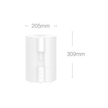 Xiaomi HL Luft Aromatherapie Diffusor HLEOD02 Luftbefeuchter Leiser Aroma Nebelmacher mit Nachtlicht für Auto Home Office Yoga