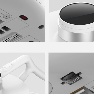 Xiaomi Deerma CM2000 Wireless Handstaubsauger Milben-Controller UV-Sterilisation Anti-Milben Milben töten 2500mAh 7000Pa