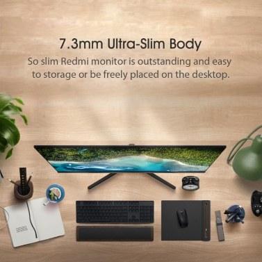 Xiaomi Redmi 1A 23,8 Zoll 1080P 1920 x 1080 P IPS-Anzeigemonitor RMMNT238NF