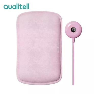 Qualitell Portable Rechargeable Hot Water Bottle
