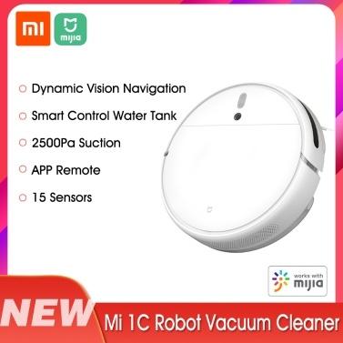 Xiaomi Mijia 1C Roboter-Staubsauger