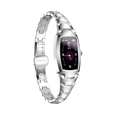 LEMFO H8pro 1.08-Inch IPS Screen Female Smart Bracelet