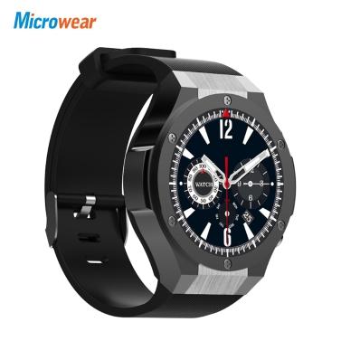 Microwear  H2 Smart Watch Phone 1GB RAM 16GB ROM