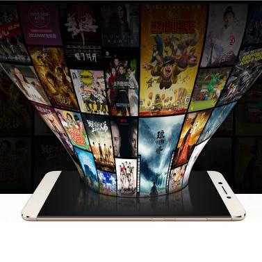 Letv LeEco Le Max 2 X829 Frameless 4G Smartphone 4GB RAM+64GB ROM (Ship with EU plug for Europe Customers)