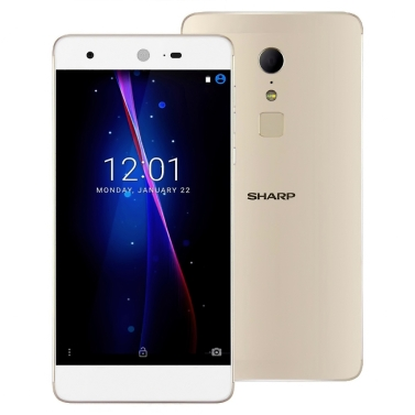43% OFF SHARP Z2 4G 5.5 inches 4GB+32GB Smartphone,limited offer $108.99
