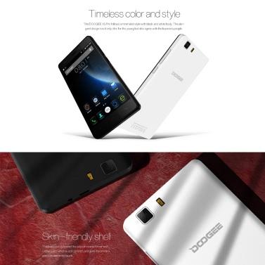 DOOGEE X5 Pro 4G Smartphone 2GB RAM 16GB ROM
