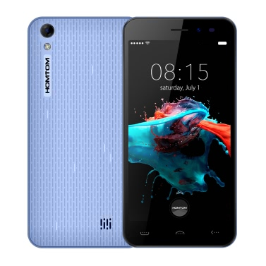 HOMTOM HT16 3G Smartphone Android 6.0 Marshmallow OS 1GB RAM 8GB ROM