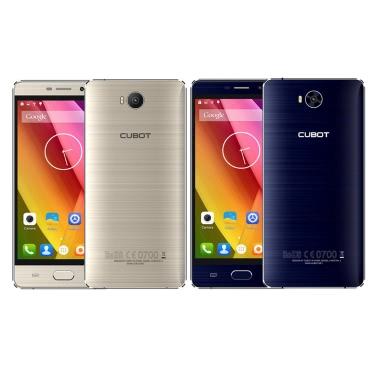 "CUBOT Cheetah 2 Smartphone 4G FDD-LTE 3G WCDMA Android 6.0 OS MTK6753 Octa-Core 5,5 ""IPS FHD Bildschirm 3GB RAM 32GB ROM 8MP 13MP Doppelkameras vorne Fingerabdrucksensor Typ-c"