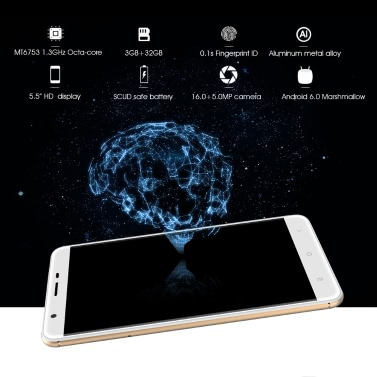 OUKITEL U15 PRO 4G Smartphone 3GB RAM 32GB ROM