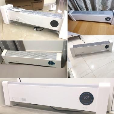 Xiaomi Viomi Elektrische Heizung Winterwärmer IPX4 Wasserdichtigkeit 24H Timing Office Heimheizung 220V