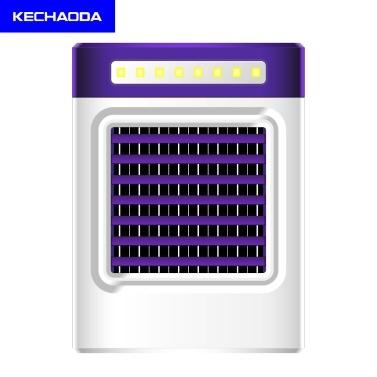 KECHAODA S9 Mini tragbarer Klimaanlagenlüfter Home Kühlschrank Kühler